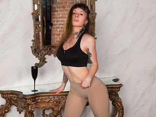 DarkKittyX Marvellous Big Tits LIVE!- I like extreme