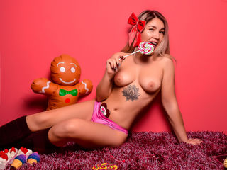 CandySweetHeart Marvellous Big Tits LIVE!-What you see is what