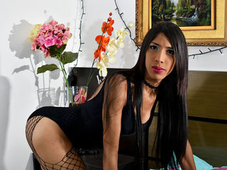 tranny webcam model pic of KittyxxBigcockx
