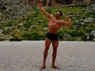 Voir le liveshow de  Trebor2014 de Livejasmin - 26 ans - I like to dominate and make fags feel small and powerless ! I m a true master and muscle god! ...