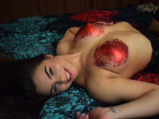 AnnieLure Marvellous Big Tits LIVE!-My name is Annie a
