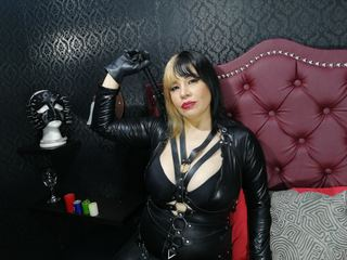 Webcam model BellatrixFox from Web Night Cam
