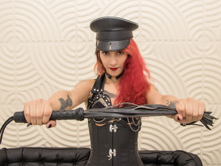 Webcam model AliceMaceBDSM from Web Night Cam