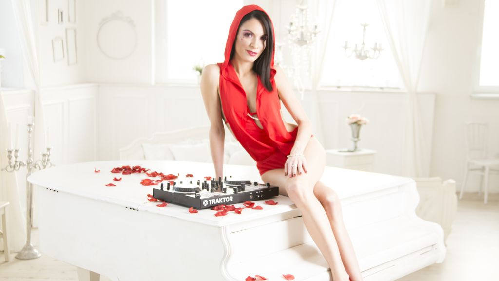 DJaneQueen LiveJasmin Webcam Model