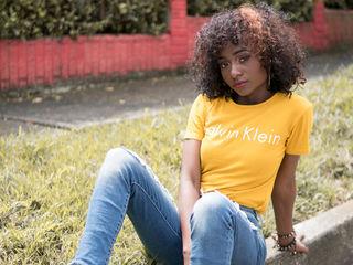 Webcam Snapshop for Model Tiaana