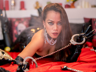 Webcam model PlayfulSab from Web Night Cam