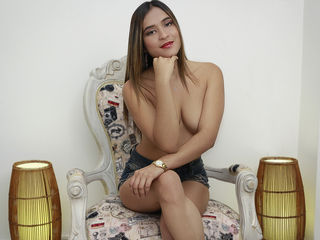 Webcam model Evannarox from Web Night Cam