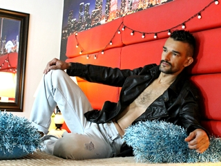 I Have Black Hair! My LiveJasmin Model Name Is AdrianBIGDICK And A Live Cam Charming Chap Is What I Am