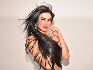 pic of transgender webcam model AMBERlatinaTS