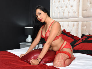 Webcam model LauraDills from Web Night Cam